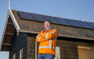 Sijmen Stuij – Familie Stuij gaat voor een zelfvoorzienende energievoorziening